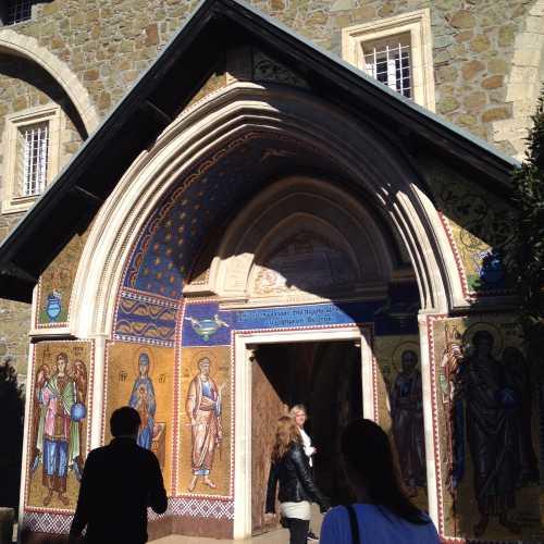 КиккскиКиккский монастырьй монастырь