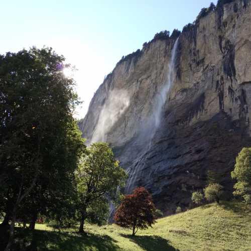 Один из красивейших водопадов.