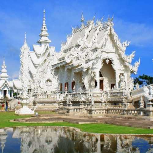 Белый Храм, Таиланд