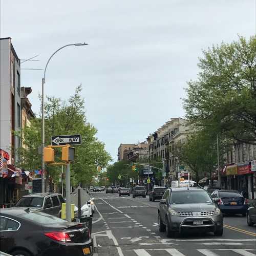 Улицы Бруклина