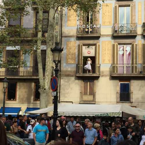 Рамбла, Испания