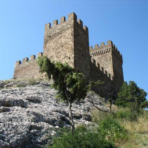 Генуэзская крепость, Украина