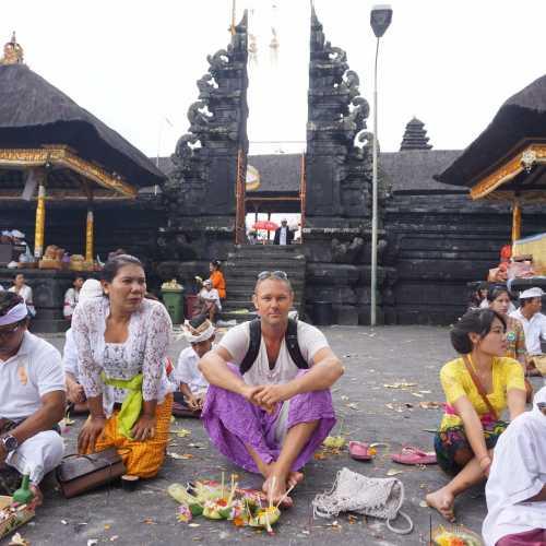 Пура Бесаких (Pura Besakih), Indonesia