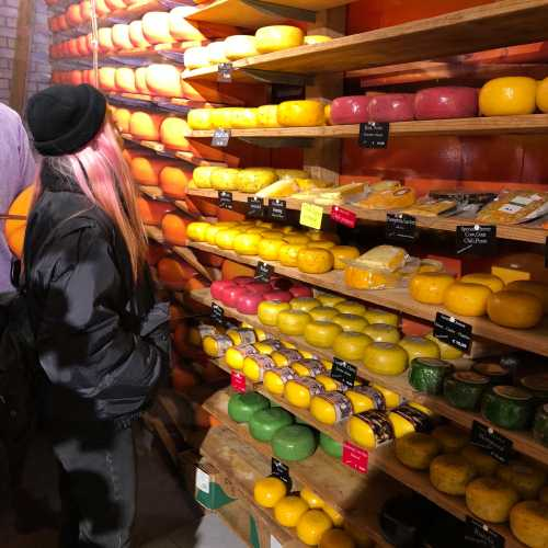 Amsterdam,more cheese