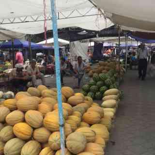 Панчшабе — прикольный рынок
