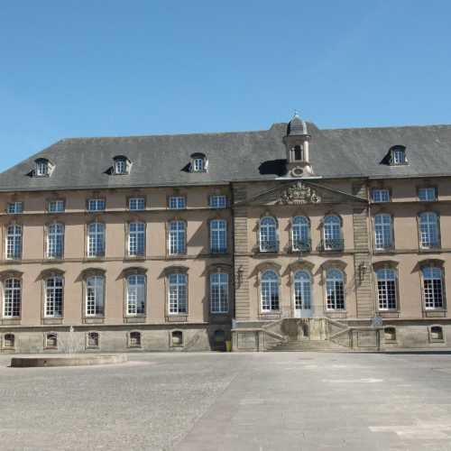 Аббатство в Эстернахе, Luxembourg