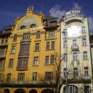 Архитектура старой Праги