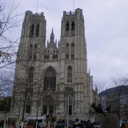 Брюссельский кафедральный собор святой Гудулы
