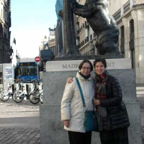 Площадь Пуэрто-дель-Соль, Испания