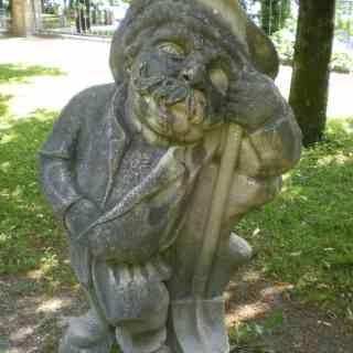 Карлики в парке