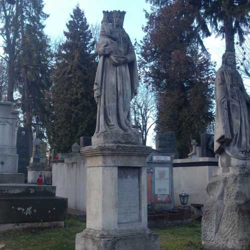 Lychakiv cemetery, Ukraine