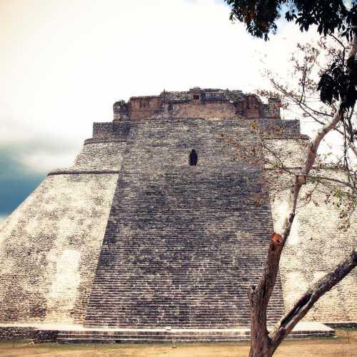 Ушмаль, Мексика