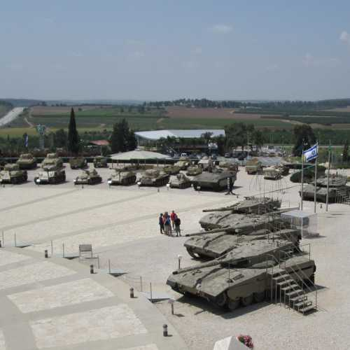 танковый музей «Яд ле-Ширьон», Israel