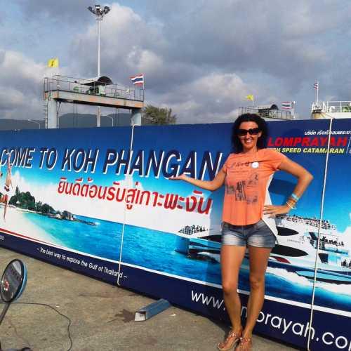 Phangan Island, Thailand