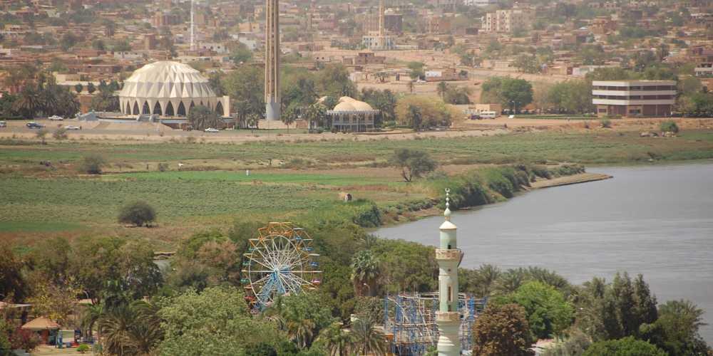 Судан фото