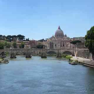Вид на собор Святого Петра