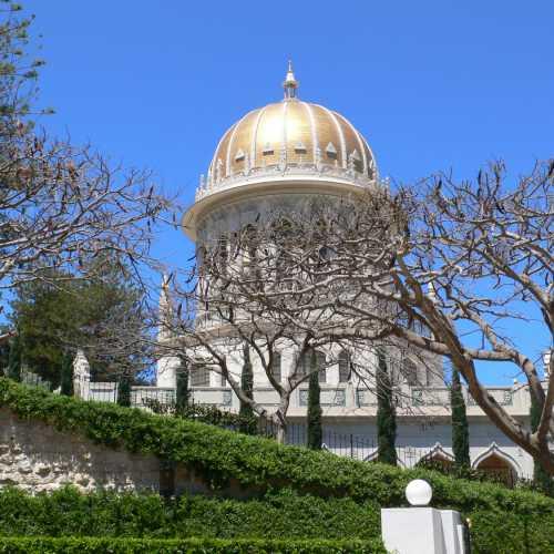 Бахайские сады и Храм бахаев, Israel