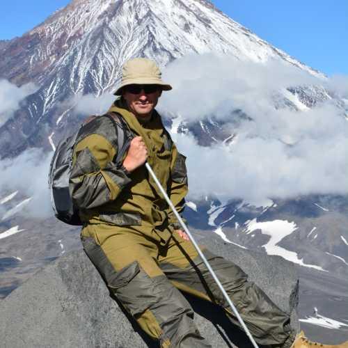 Авачинский вулкан, Россия