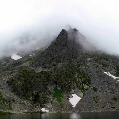 Бащелакское озеро, Россия