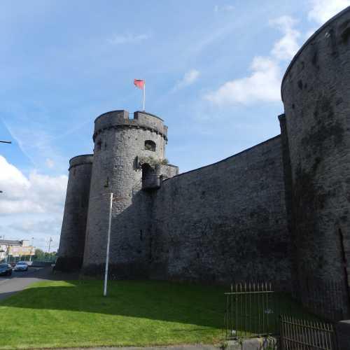 Замок Короля Иоанна, Ирландия