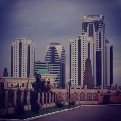 Groznyi, Russia