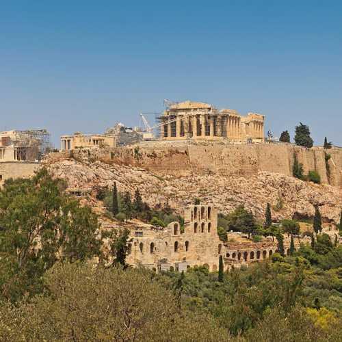 Афинский акрополь, Greece