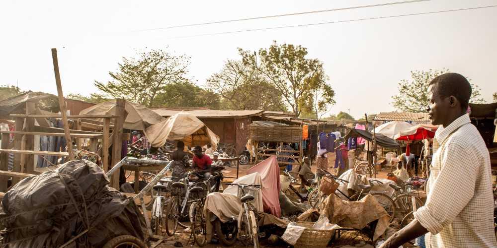 Буркина Фасо фото