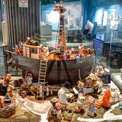 Музей Мумий-троллей, Finland