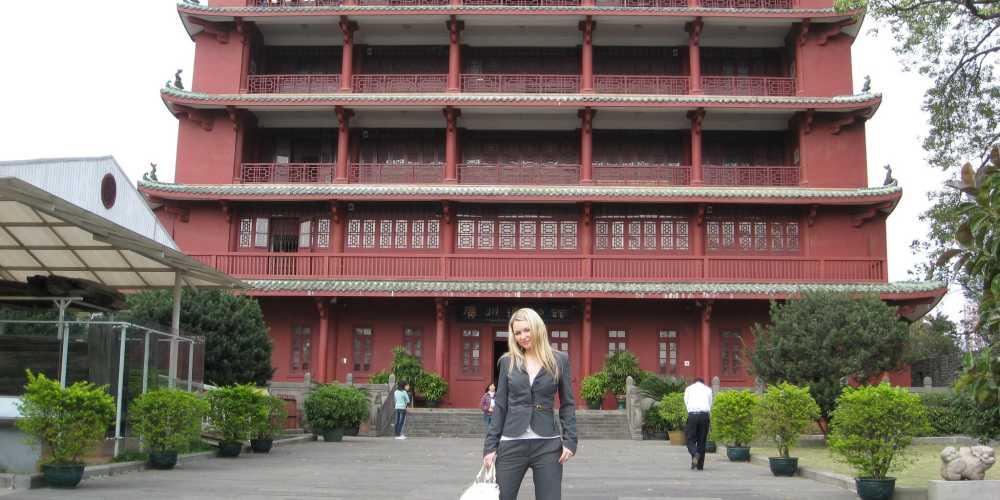 Китай фото