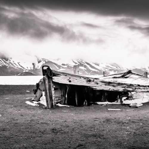 Decepton Island, Antarctica