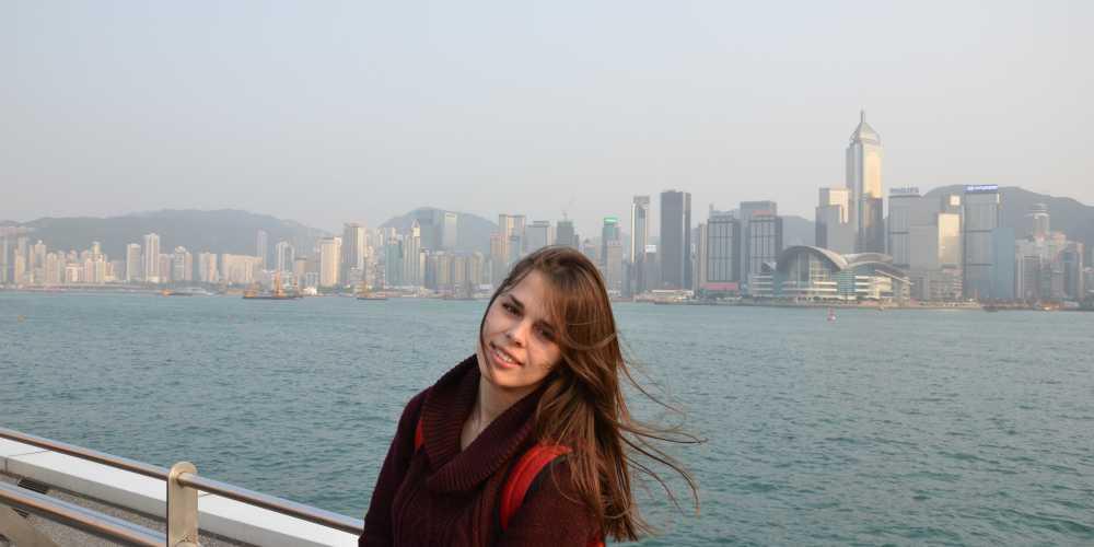Гонконг фото