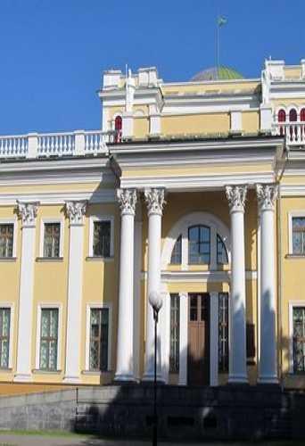 Гомельский дворцово-парковый ансамбль, Belarus