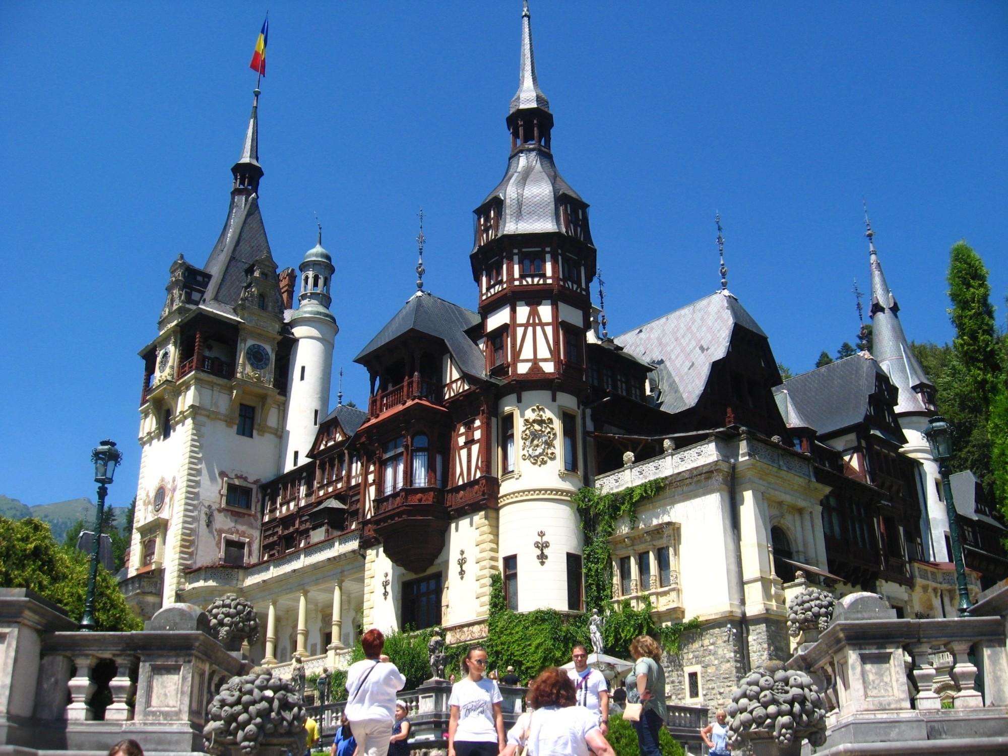 небольшой город румыния фото и отзывы приволокла домой негра