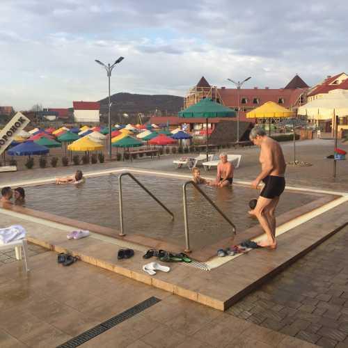 Термальный бассейн «Жайворонок»
