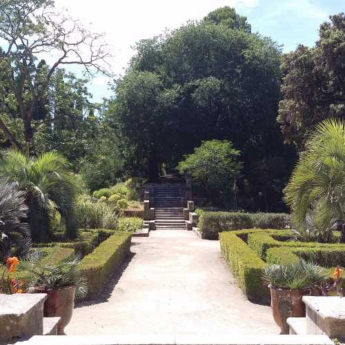 Монпелье. Ботанический <br/> сад.