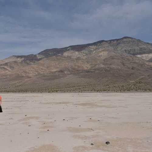 Долина смерти (пустыня Death Valley, пустыня Мохаве), США