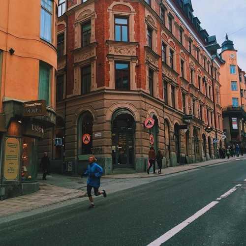 11-2016. Stockholm, Sweden