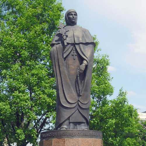 Памятник Евфросинии Полоцкой, Belarus
