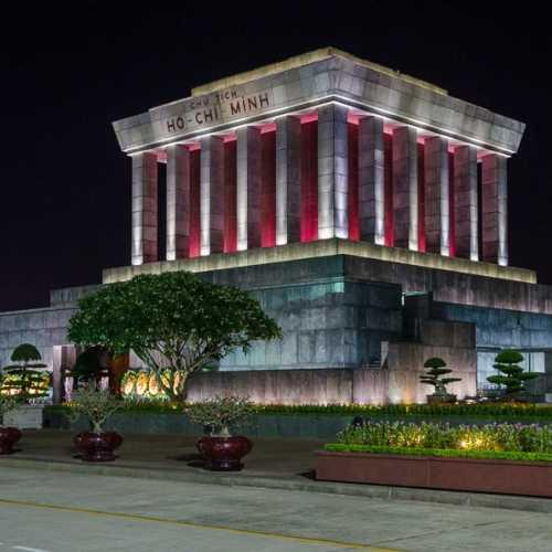 Мавзолей Хо Ши Мина, Вьетнам