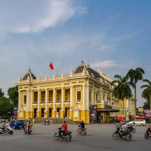 Ханойский оперный театр, Вьетнам