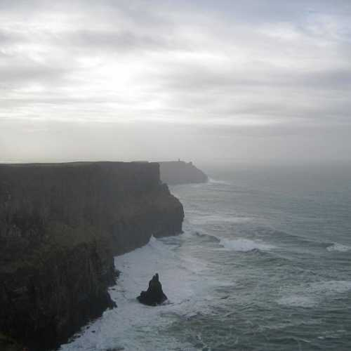 Скалы Мохер (Cliffs of Moher), Ирландия