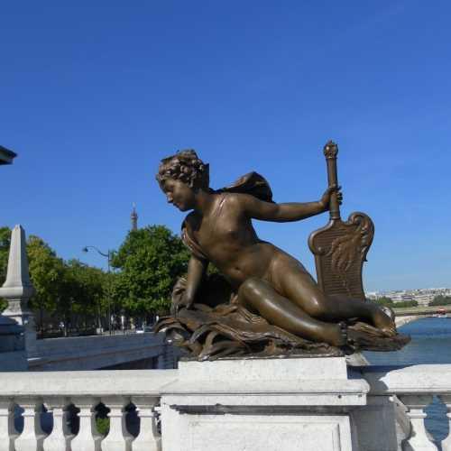 Ponte Alexandre III, France