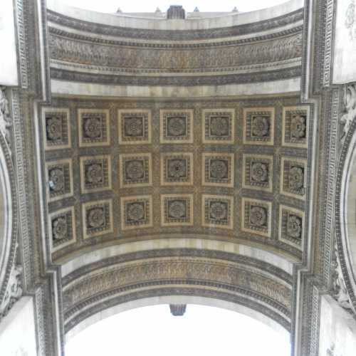 Arch of Triumph, France