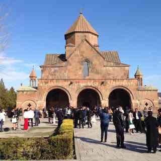 Храм Святой Гаяне
