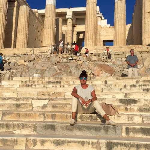 Афины! Акрополь