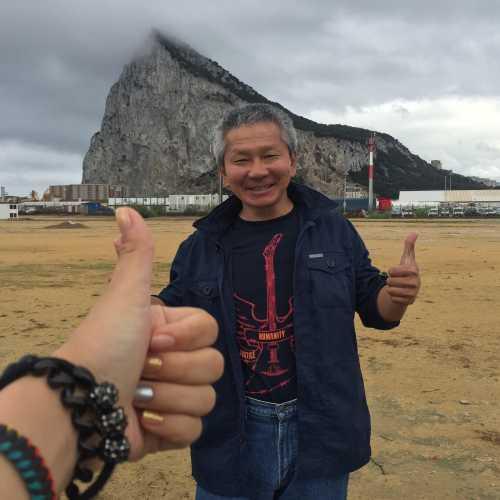 Гибралтар. Что ещё сказать?