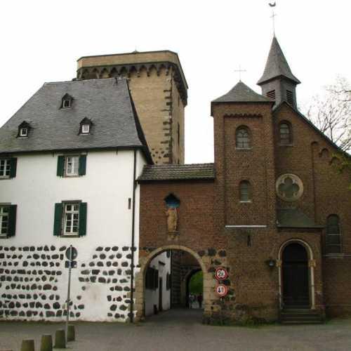 Цонс, Germany