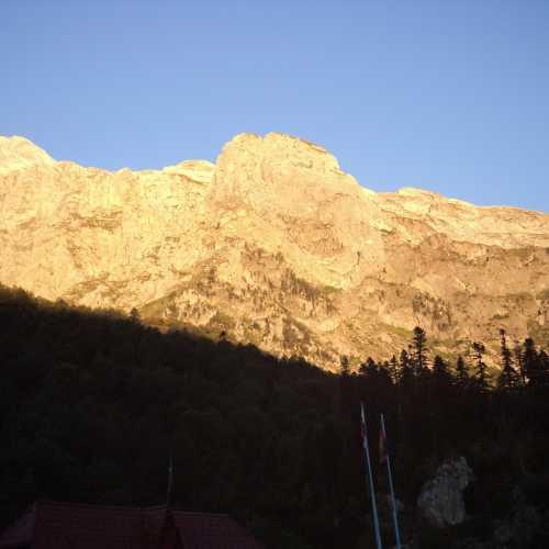 Адыгея гора Фишт