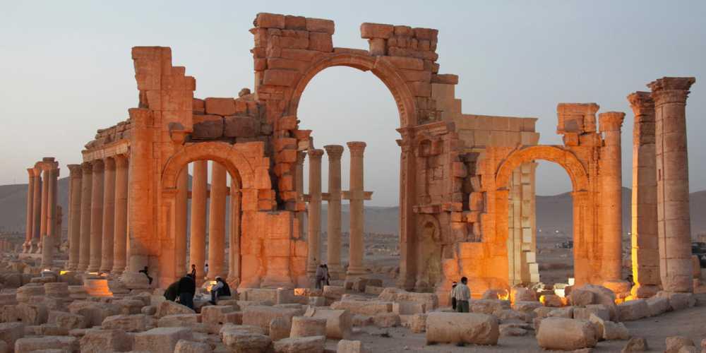 Пальмира.