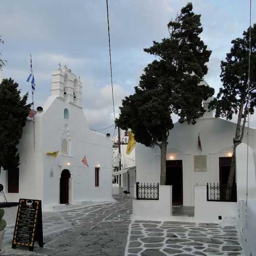 о. Миконос
